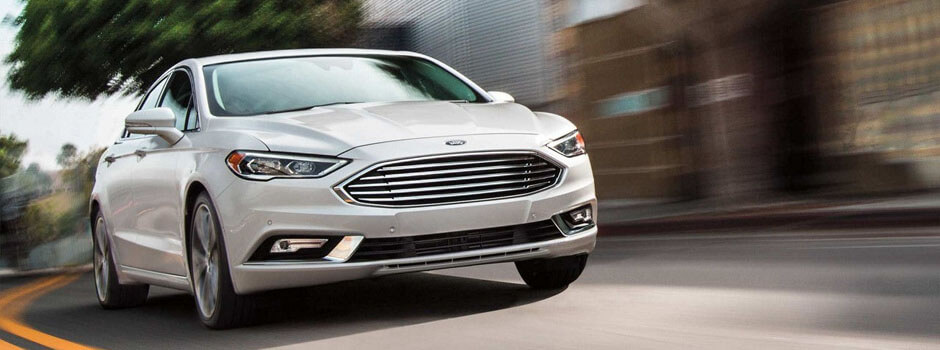 New 2018 Ford Fusion PERFORMANCE OVERVIEW