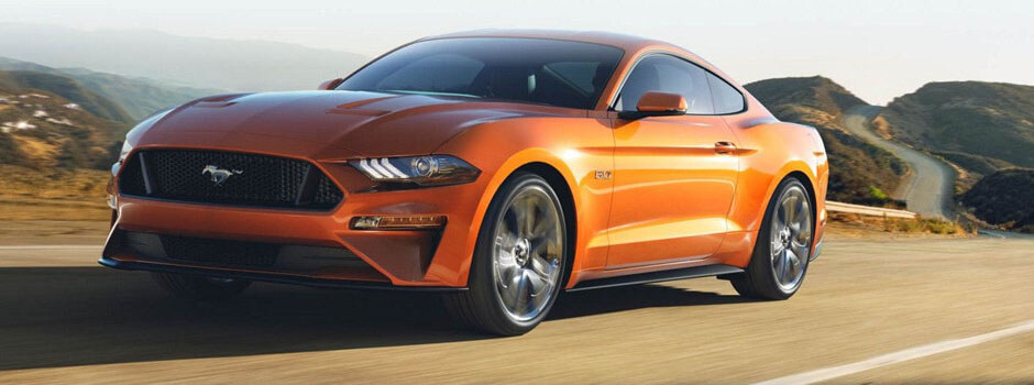 New 2018 Ford Mustang PERFORMANCE OVERVIEW