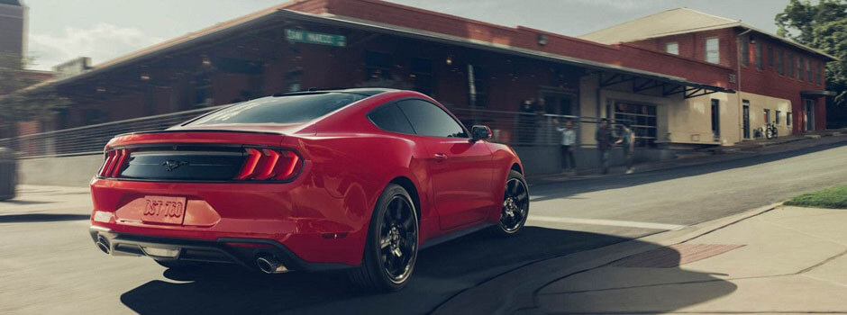 New 2018 Ford Mustang SAFETY OVERVIEW