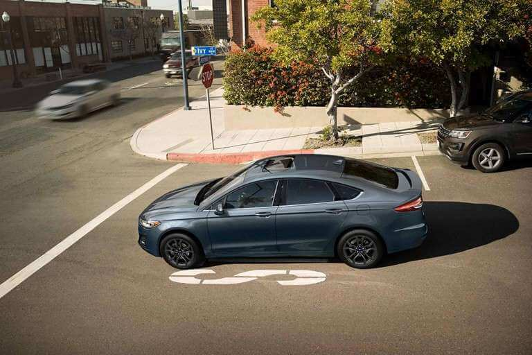 New 2019 Ford Fusion Auto Start-Stop Technology