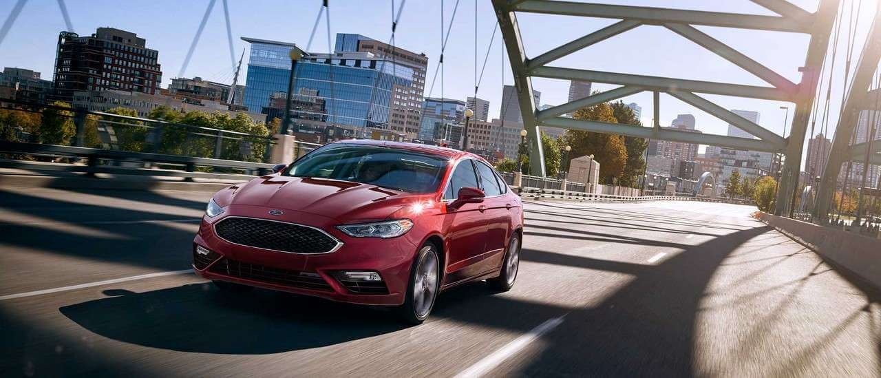 New 2019 Ford Fusion Show Off Your Inner Drive