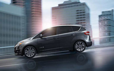 2018 Ford C-MAX BEST-IN-CLASS HORSEPOWER