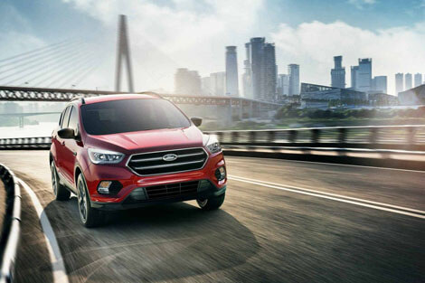 2018 Ford Escape THREE-ENGINE LINEUP