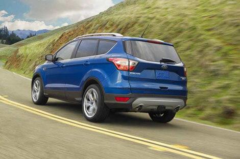 2018 Ford Escape CURVE CONTROL AND TORQUE VECTORING CONTROL