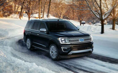 2018 Ford Expedition 10-SPEED SELECTSHIFT® AUTOMATIC TRANSMISSION WITH TOW/HAUL MODE
