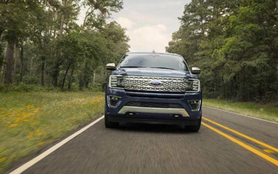 2018 Ford Expedition 3.5L ECOBOOST® ENGINE