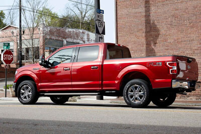 2018 Ford F-150 AUTO START-STOP TECHNOLOGY
