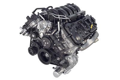 2018 Ford F-150 5.0L TI-VCT V8