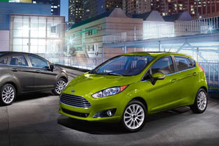 2018 Ford Fiesta MANUAL AND AUTOMATIC TRANSMISSIONS