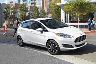 2018 Ford Fiesta ELECTRIC POWER-ASSISTED STEERING (EPAS)