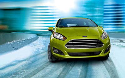 2018 Ford Fiesta ADVANCETRAC® ELECTRONIC STABILITY CONTROL (ESC)