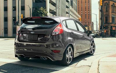 2018 Ford Fiesta POWER CHOICES