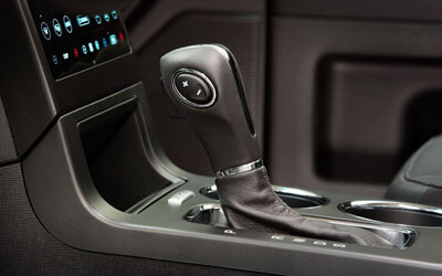 2018 Ford Flex SIX-SPEED SELECTSHIFT® AUTOMATIC TRANSMISSION WITH SHIFTER BUTTON ACTIVATION