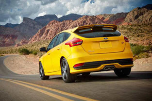 2018 Ford Focus FOCUS ST POWER AND PERFORMANCE