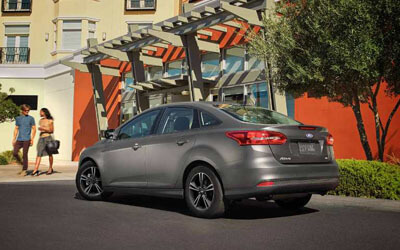 2018 Ford Focus POWERTRAINS