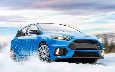 2018 Ford Focus LIMITED-EDITION FOCUS RS
