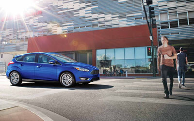 2018 Ford Focus ELECTRIC POWER-ASSISTED STEERING (EPAS)