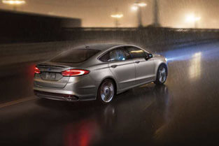 2018 Ford Fusion INTELLIGENT ALL-WHEEL DRIVE