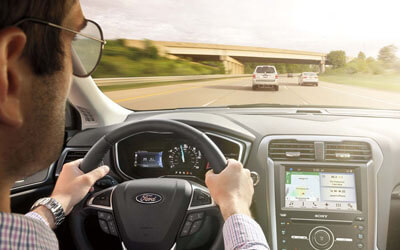 2018 Ford Fusion ELECTRIC POWER-ASSISTED STEERING (EPAS)
