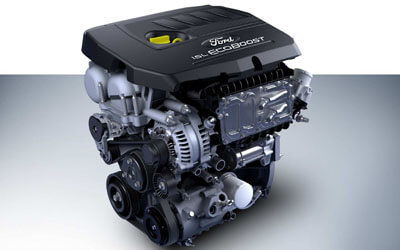 2018 Ford Fusion ECOBOOST® ENGINES