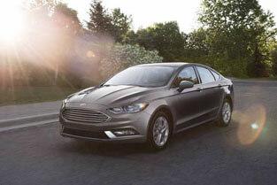 2018 Ford Fusion ECOSELECT & ECOCRUISE