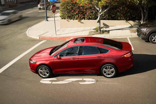 2018 Ford Fusion AUTO START-STOP
