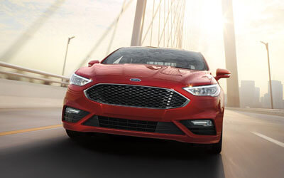 2018 Ford Fusion SHOW OFF YOUR INNER DRIVE