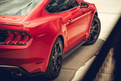 2018 Ford Mustang 2.3L ECOBOOST®