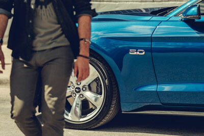 2018 Ford Mustang 5.0L GT