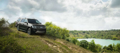 2018 Ford Expedition HILL START ASSIST/DESCENT CONTROL