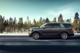 2018 Ford Expedition ABS WITH BRAKE ASSIST AND EBD (ELECTRONIC BRAKEFORCE DISTRIBUTION)