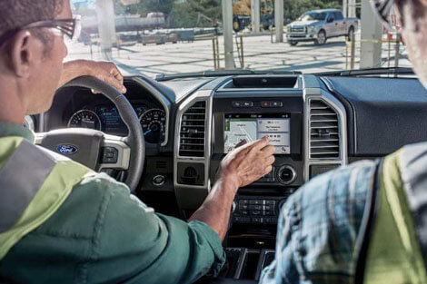 2018 Ford F-150 SYNC CONNECT® POWERED BY FORDPASS™