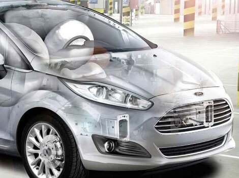 2018 Ford Fiesta SAFETY FEATURES