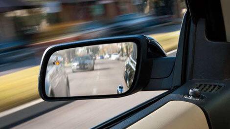 2018 Ford Flex BLIS® WITH CROSS-TRAFFIC ALERT