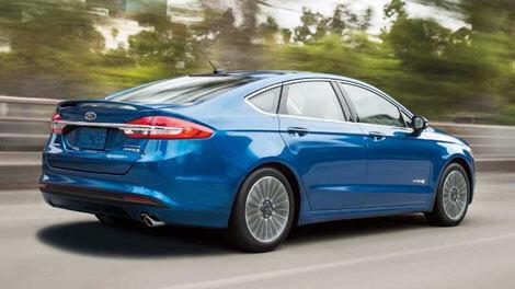 2018 Ford Fusion REGENERATIVE BRAKING AND BRAKE COACH