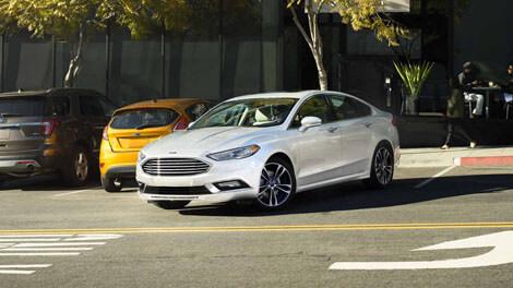2018 Ford Fusion ENHANCED ACTIVE PARK ASSIST