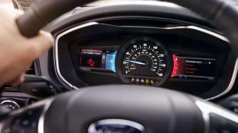 2018 Ford Fusion PRE-COLLISION ASSIST