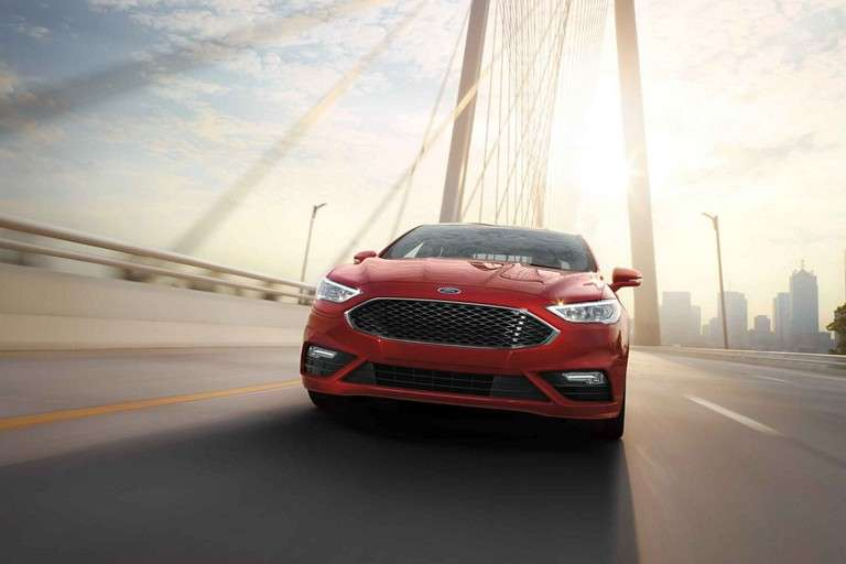New 2019 Ford Fusion EcoSelect and EcoCruise