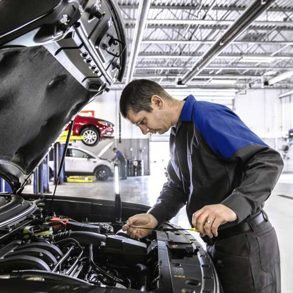 Oil Change Advice - Monarch Ford