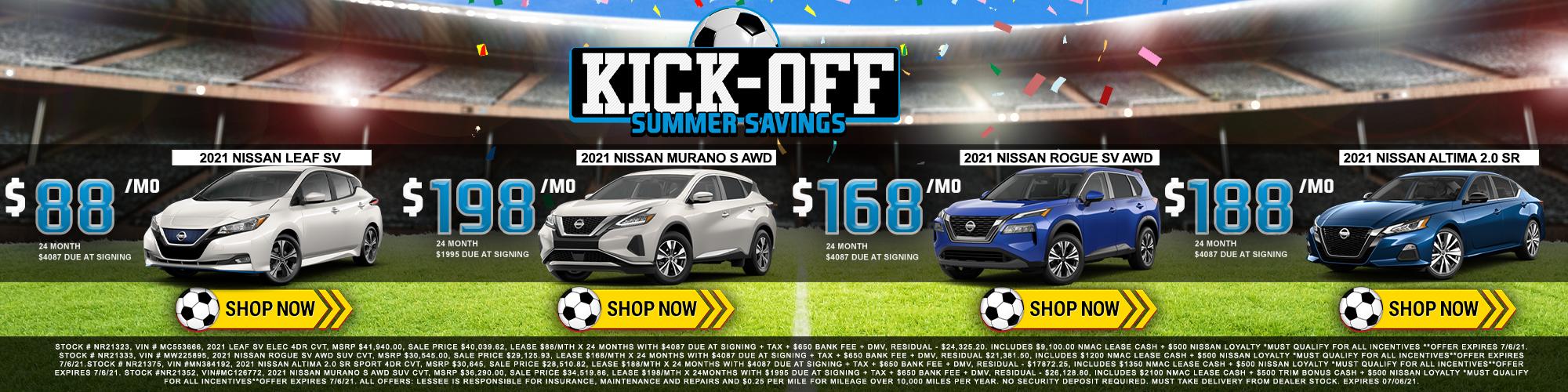 Nnr Soccer Line Up