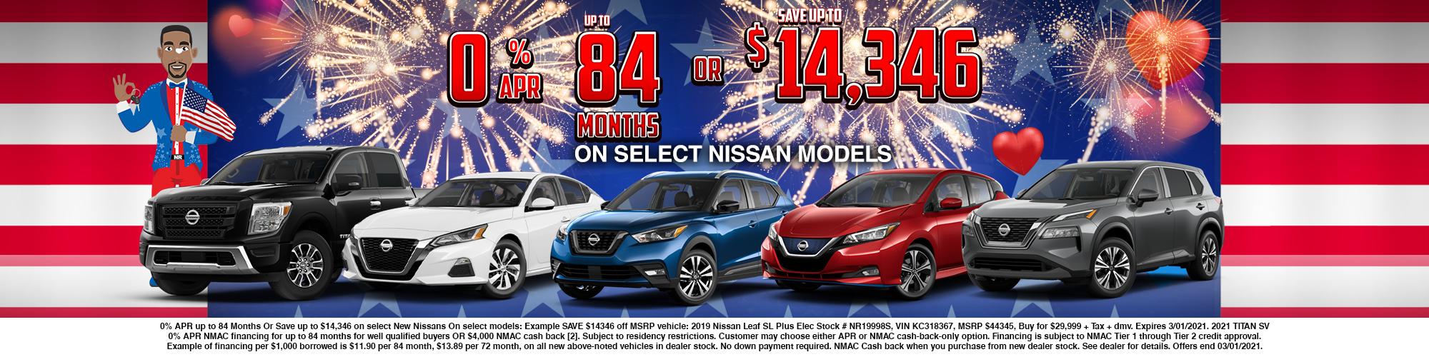 Nissan New Rochelle Banner 2