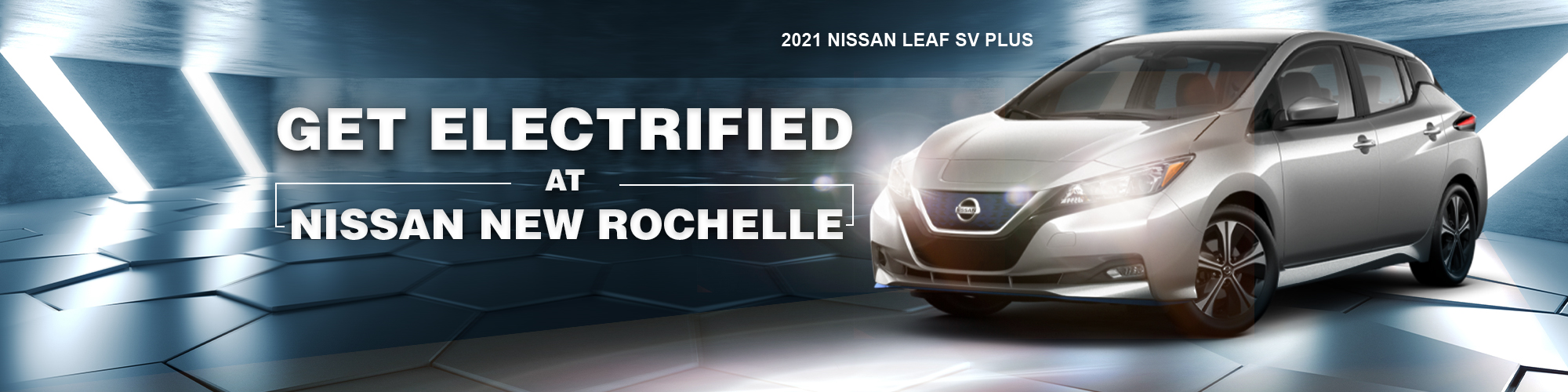 Nissan New Rochelle Leaf