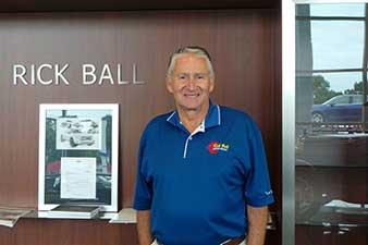 Rick Ball Ford >> Staff