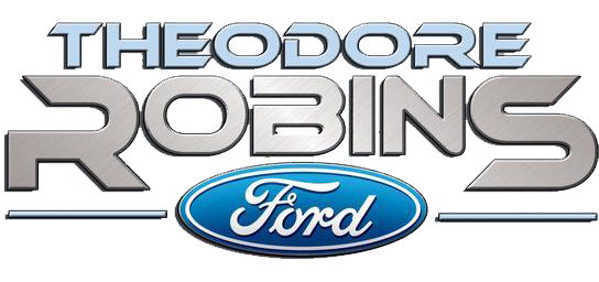 Robins Ford Logo Home