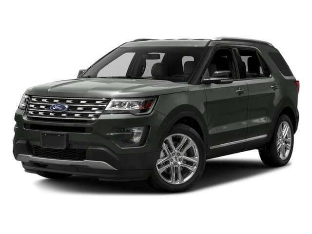 2017 Ford Explorer FWD