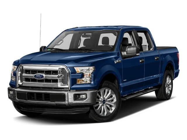 2017 Ford F-150 4x2 Supercrew