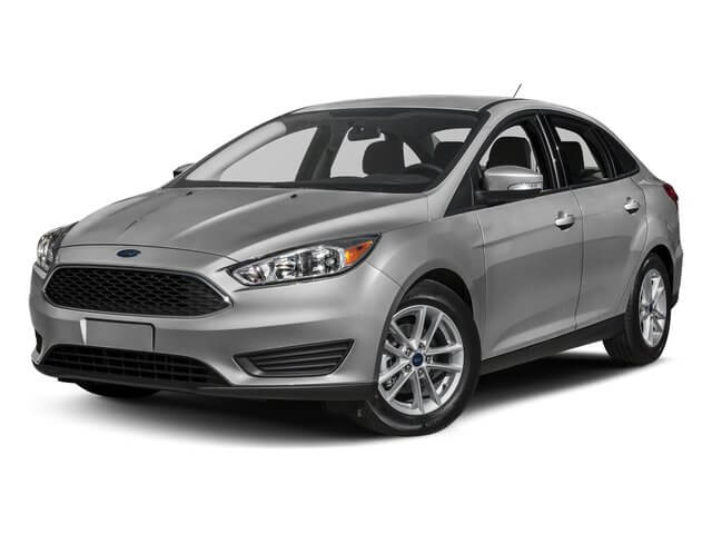 2017 Ford Focus 4DR Sedan SE