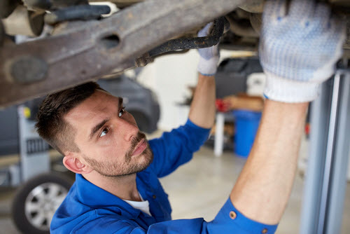Ford Vehicle Maintenance