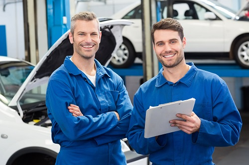 Ford Dealer Service and Maintenance