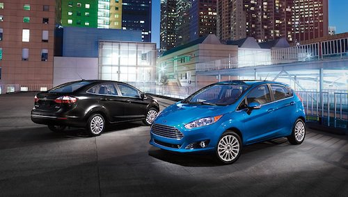 Ford-Fiesta-Models